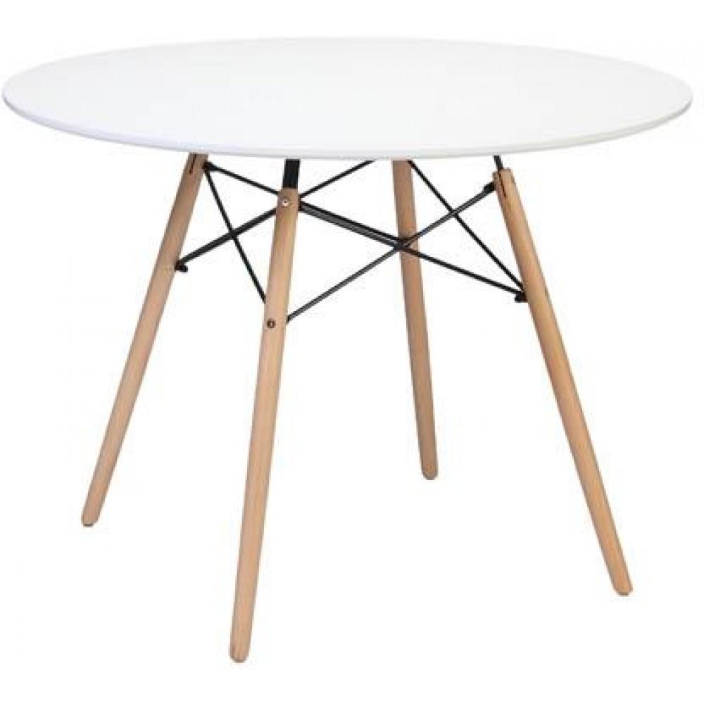 Стол Avanti Dars 100 cm белый (U0002213)