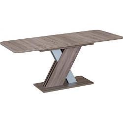 Стол Avanti Exel 140-180 см трюфель / алюминний (U0000118)