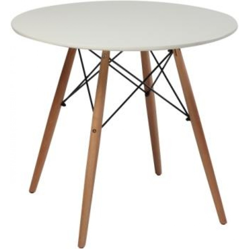 Стол Avanti Fancy 80 cm белый (U0002873)
