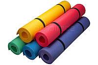 Коврик (каремат) для йоги фитнеса Kids 5 (1500x500x5)