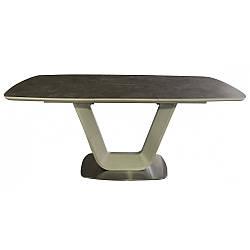 Стол Avanti Oasis/Ceramic 160-210 сати мокка / латте (U0002892)