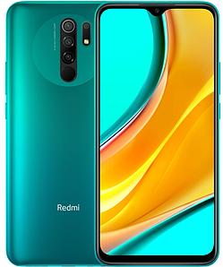 Смартфон Xiaomi Redmi 9 4/64GB Green CDMA+GSM (no NFC)
