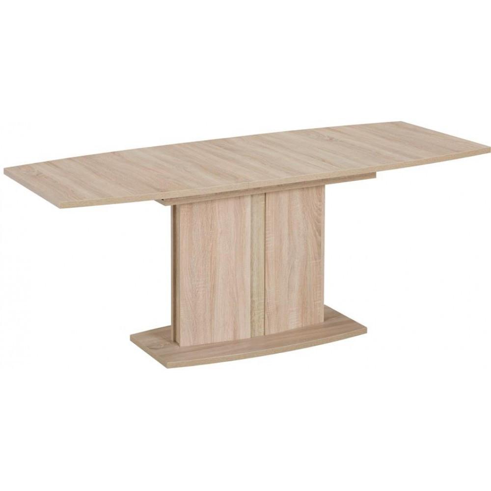 Стол Avanti Toronto 140-180 см сонома / белый (U0000116)