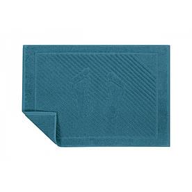 Рушник для ніг Iris Home - Harbor blue 50*70 700 г/м2