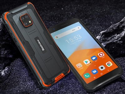 Blackview BV4900 PRO 4/64GB - противоударный телефон, NFC, IP68