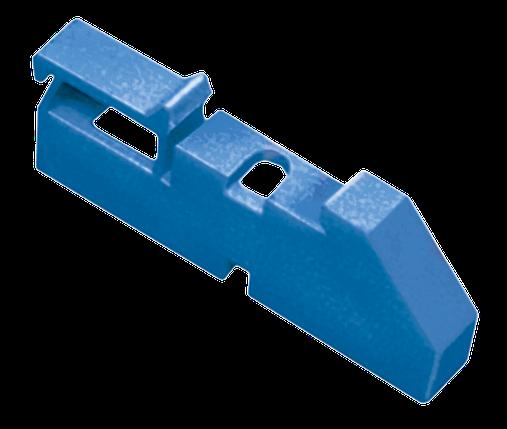 Изолятор DIN синий IEK, фото 2