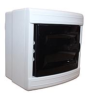 Распределительный  щит пластиковый накладного монтажа 3-4 модуля