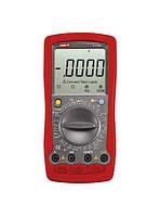 UT58E (UTM 158Е) Портативный цифровой мультиметр UNI-T, AC / DC тестер тока утечки 1000V 20A