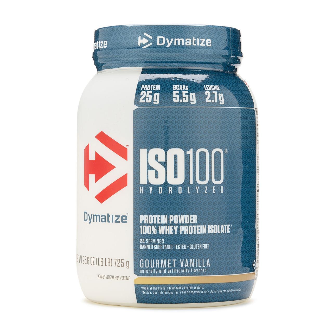Dymatize Nutrition ISO 100 (720 гр.)