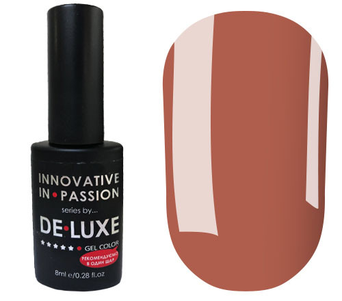 Гель - лак для ногтей De Luxe №093 8 мл