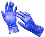 Перчатки нитриловые 100 шт M, фото 2