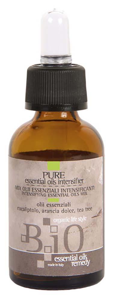 Лосьон-концентрат дополнение к шампуню для жирной кожи головы B.iO Sinergy 30 мл