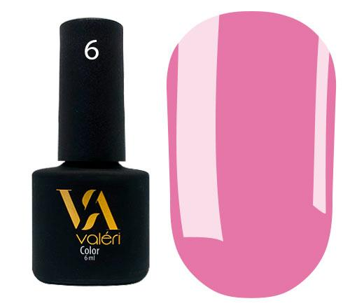 Гель - лак для ногтей Valeri Color №006 6 мл