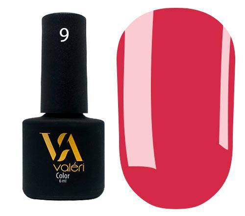 Гель - лак для ногтей Valeri Color №009 6 мл