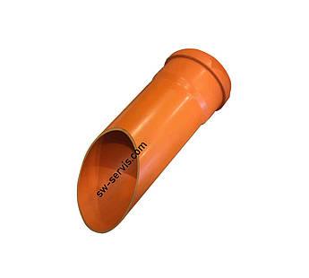 Труба для каналізації пвх 160*4 метри