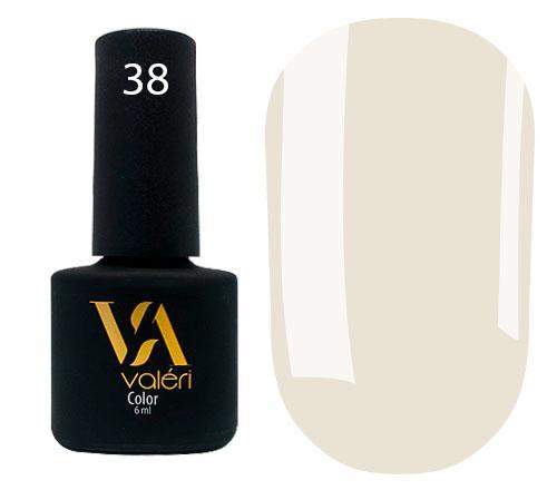 Гель - лак для ногтей Valeri Color №038 6 мл