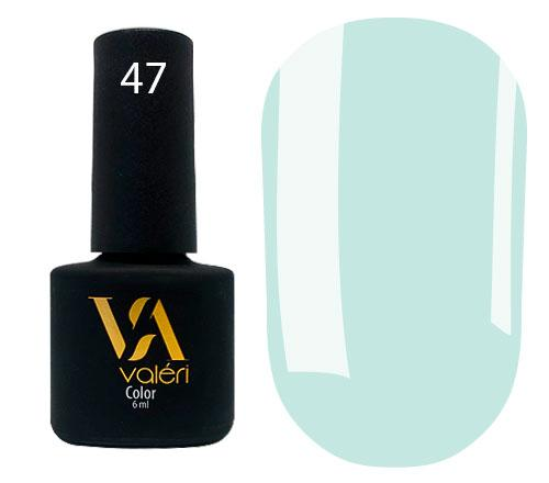 Гель - лак для ногтей Valeri Color №047 6 мл