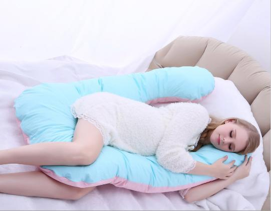 Подушка для вагітних П-подібна 380 сантиметрів бавовна