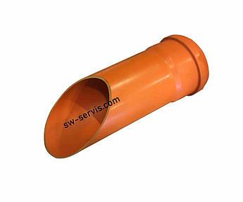 Труба для каналізації пвх 160*6 метрів