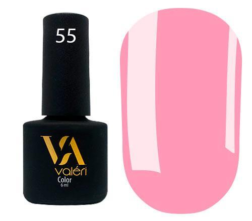 Гель - лак для ногтей Valeri Color №055 6 мл