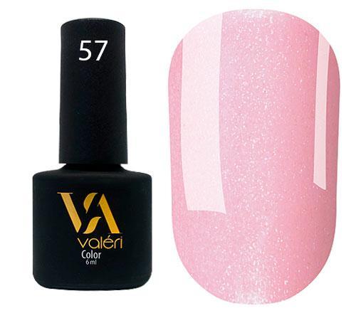 Гель - лак для ногтей Valeri Color №057 6 мл