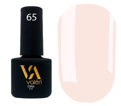 Гель - лак для ногтей Valeri Color №065 6 мл