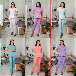 Женские медицинские костюмы