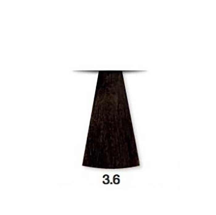Крем - краска для волос 3.6 GKhair 100 мл