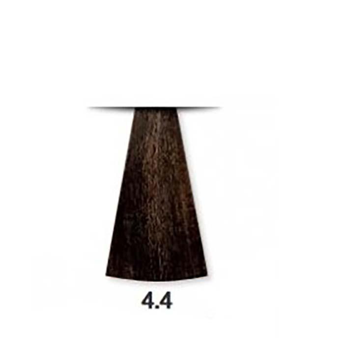 Крем - краска для волос 4.4 GKhair 100 мл