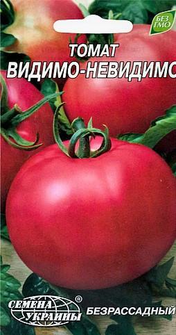 Семена томата Видимо-невидимо 0,1 г, Семена Украины
