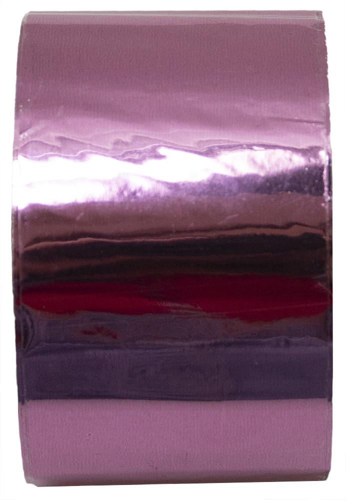 Фольга для литья в рулоне светло-розовая