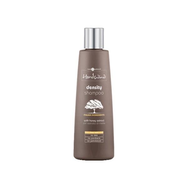 Шампунь для объема волос с экстрактом итальянского меда Hair Company Head Wind Gold 250 мл