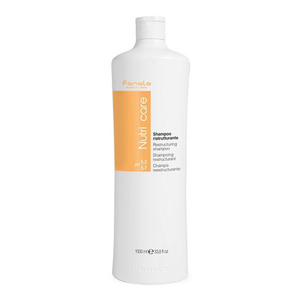 Шампунь для реконструкции сухих волос Fanola Nutri Care 1000 мл