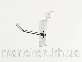 Гачок з кріпленням на економ-панель L5Ф4,5(С-46) Хром