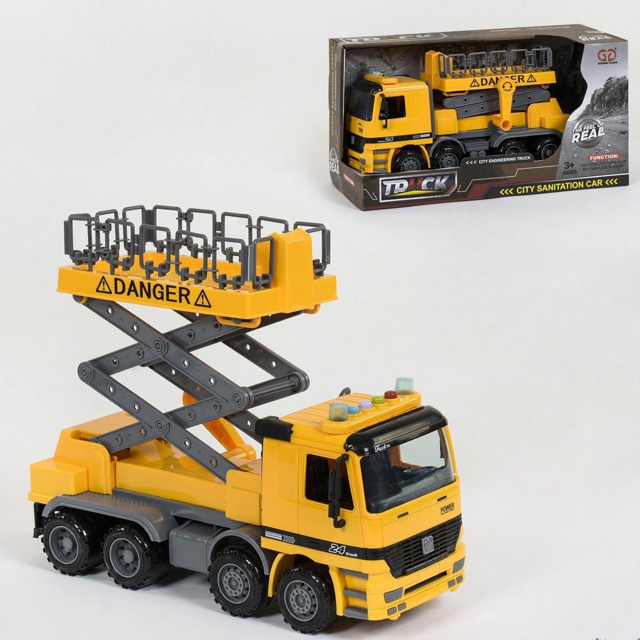 Спецтехніка 899-3 С (12/2) в коробці