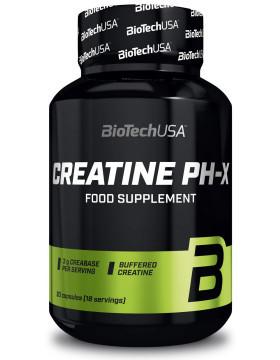 BioTech (USA) Creatine pHX (90 капс.)