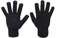 Перчатки Рабочие ХБ Трикотажные с ПВХ покрытием, уплотненные 10 класс