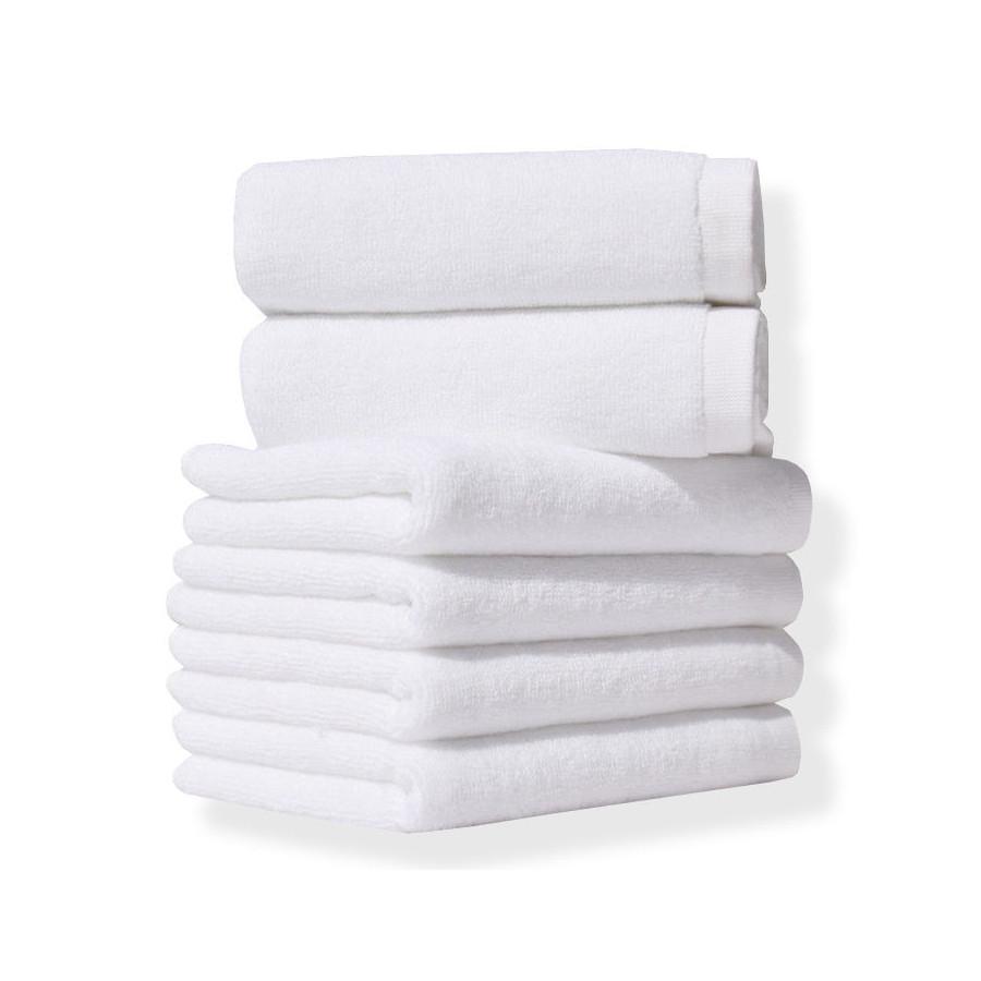 Полотенце Lotus Отель - Белый 70*140 (20/2) 500 г/м²