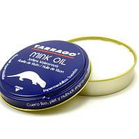 Норковый жир Tarrago Mink Oil 100 мл бесцветный защита от воды