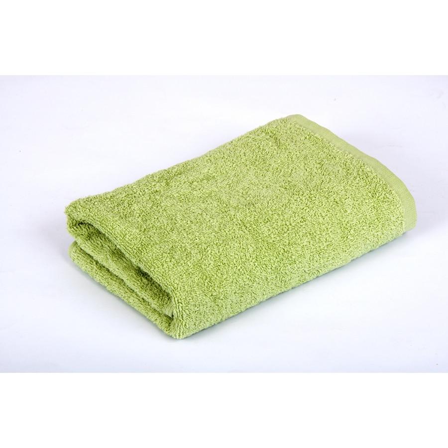 Полотенце Lotus Отель - Оливковый 40*70