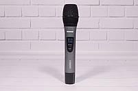 Радиосистема Shure UGX8 ІІ на 2 микрофона + дисплей (беспроводной караоке микрофон), фото 5