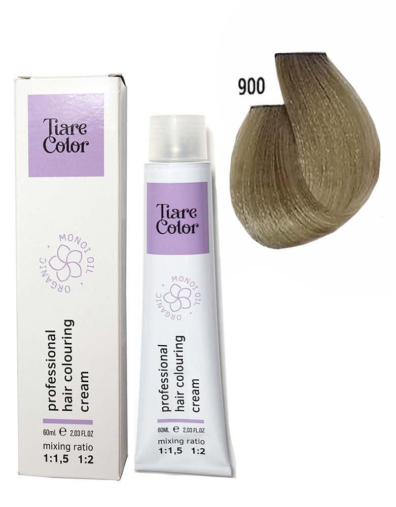 Крем - краска для волос 900 Tiare color 60 мл