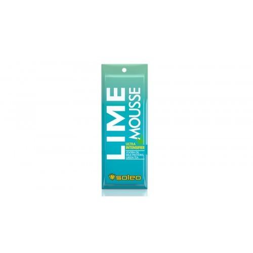 Крем для загара в солярии SOLEO Lime Mousse 15 мл