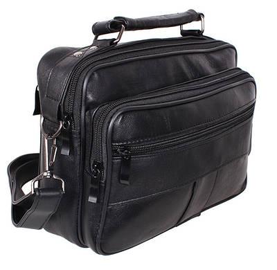 Кожаные мужские сумки, клатчи, портфели, Dovhani Польша