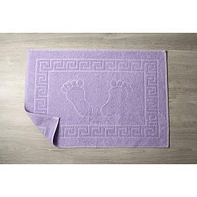 Рушник для ніг Lotus Готель - Ліловий (550 г/м2) 50*70