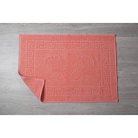 Рушник для ніг Lotus Готель - Помаранчевий (550 г/м2) 50*70