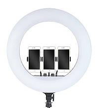 Лампа кольцевая RGB d13 (238 диодов) 33 см