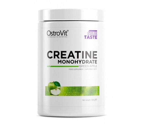 Ostrovit Creatine Monohydrate (500 гр.) Green Apple