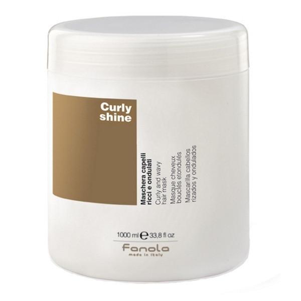 Маска для вьющихся волос Fanola Curly Shine 1000 мл
