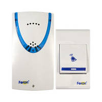Дверной звонок беспроводной Feron E-222